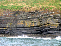Ross Formation Rehy Cliffs