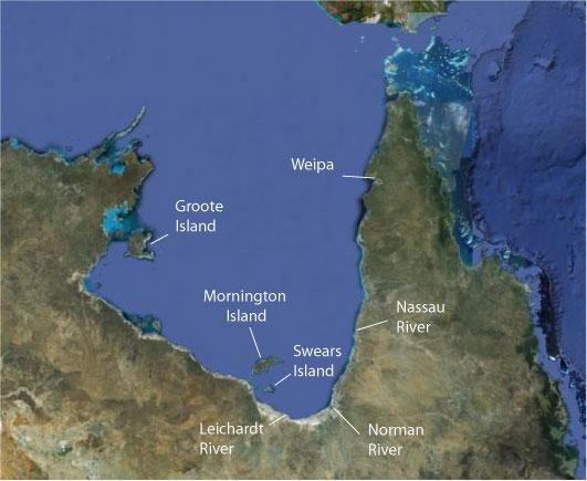 Gulf of Carpentaria - SEPM Strata