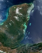 Belize Barrier Reef Nasa Image
