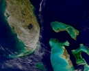 Floridal key and Bahamas Nasa