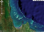 Princess Carlotte Bay Australia Great Barrier Reef Google Map