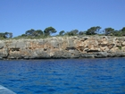 Lagoonal facies near Cala Pi Luis Pomar and Christopher Kendall