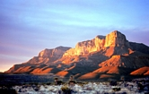 Guadalupe Mts West Face