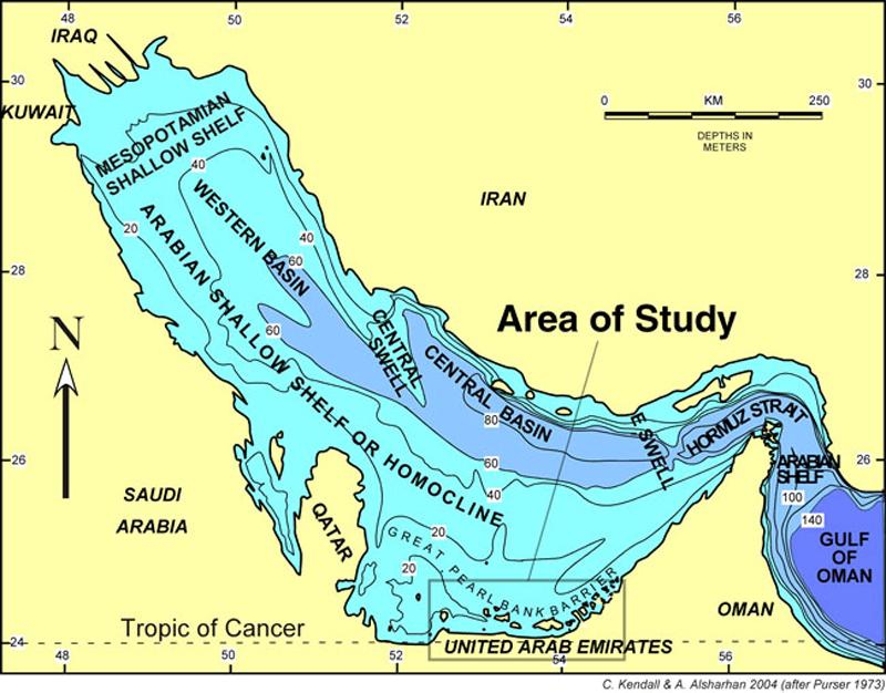 tropic of cancer arabian peninsula